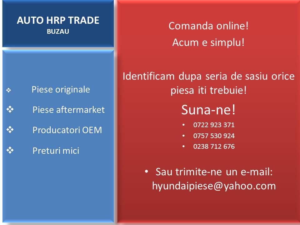 HRP Hyundai-piese