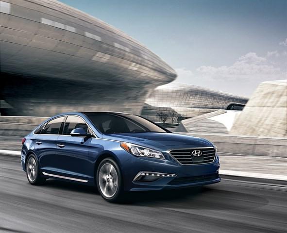 2016 Vehicule Model de-Year Recunoscut pentru satisfacerea nevoilor de American Car Cumparator Hyundai-piese